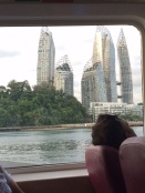 Back in Singapore