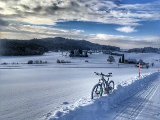 Scott Genius 710 Plus Snowride