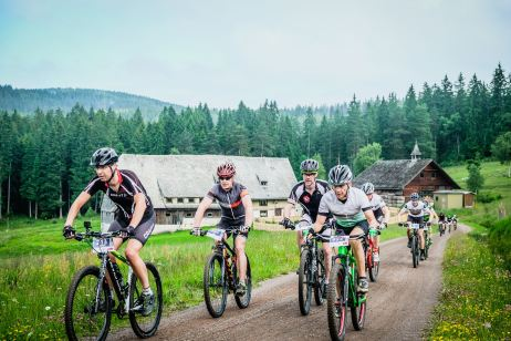 21. Black Forest ULTRA Bike Marathon