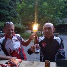 Bier und Wurst